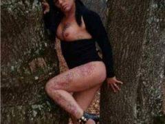 Transexuala,siliconata,feminina revenita pentru cateva zile in Timisoara